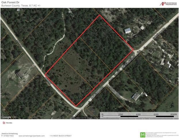 TBD Oak Forest Dr, Snook, TX 77878 (MLS #13293523) :: Magnolia Realty