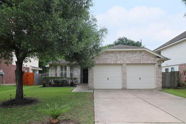 6902 Catarina Circle, Houston, TX 77084 (MLS #13303916) :: The SOLD by George Team