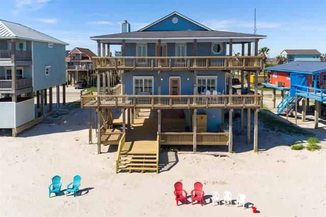 13134 Gulf Beach Drive, Freeport, TX 77541 (MLS #13319351) :: Homemax Properties
