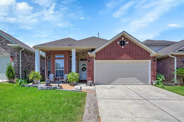 128 Golfview Drive, Montgomery, TX 77356 (MLS #13327005) :: The Bly Team
