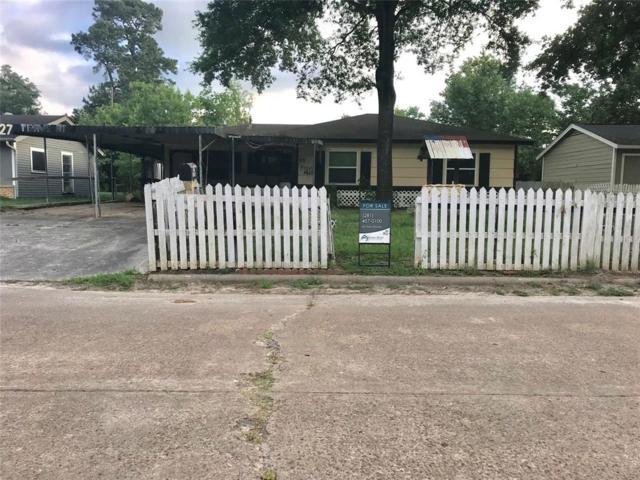 9227 Oak Knoll Lane, Houston, TX 77078 (MLS #13335828) :: Texas Home Shop Realty