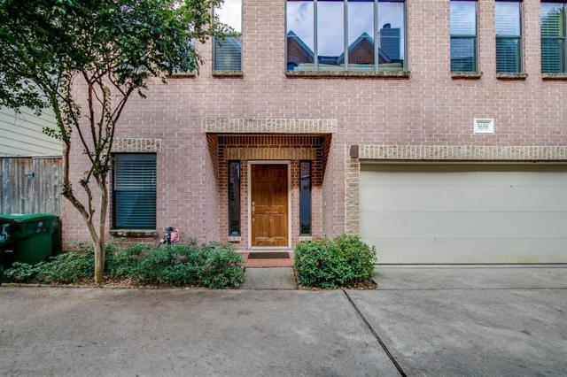5659 Larkin Street, Houston, TX 77007 (MLS #13354711) :: Fairwater Westmont Real Estate