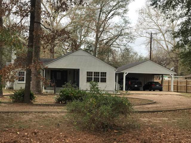 505 N Gordon Drive, Crockett, TX 75835 (MLS #13357796) :: Texas Home Shop Realty