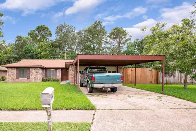3507 Camelot Street, Baytown, TX 77521 (MLS #13360039) :: The Heyl Group at Keller Williams