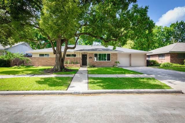 5415 Grape Street, Houston, TX 77096 (MLS #13365344) :: The Bly Team