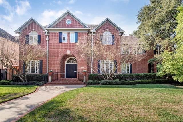6506 Rutgers Avenue, West University Place, TX 77005 (MLS #13369922) :: Texas Home Shop Realty