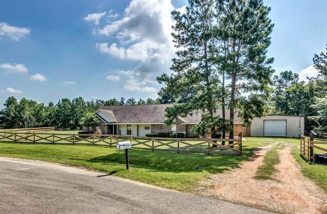 9905 Chestnut Ct, Montgomery, TX 77316 (MLS #13375294) :: The Home Branch