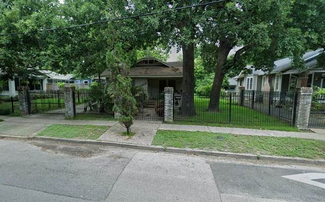 3312 Beauchamp Street, Houston, TX 77009 (MLS #13398913) :: The Queen Team