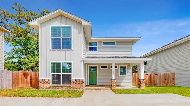 313 Fairway Drive B, Bryan, TX 77801 (MLS #13401877) :: The SOLD by George Team