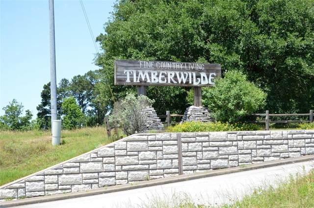 TBD 2-3 Dahlia, Huntsville, TX 77320 (MLS #13404182) :: My BCS Home Real Estate Group