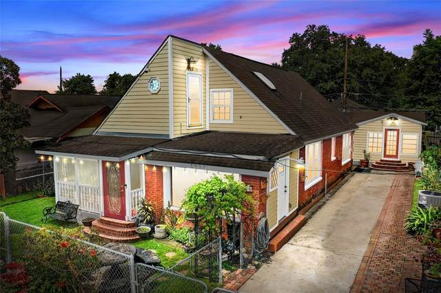 3921 Woodleigh Street, Houston, TX 77023 (MLS #13415613) :: The SOLD by George Team