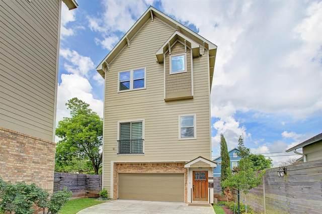 516 Northwood Street, Houston, TX 77009 (MLS #13419736) :: Texas Home Shop Realty