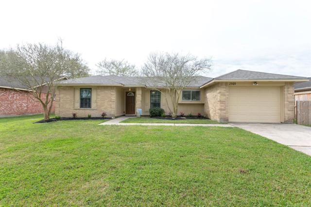 2505 Harpers Ferry Drive, League City, TX 77573 (MLS #13423588) :: JL Realty Team at Coldwell Banker, United