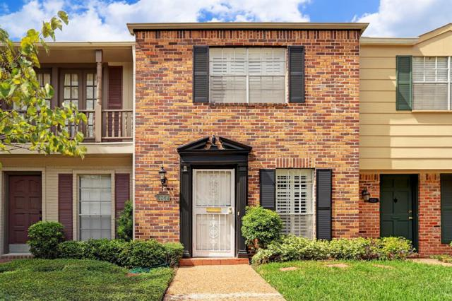 6340 Chevy Chase Drive #20, Houston, TX 77057 (MLS #13432910) :: Grayson-Patton Team