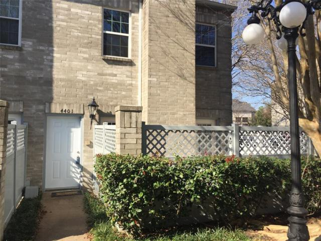 6000 Reims Road #4401, Houston, TX 77036 (MLS #13435497) :: The Sansone Group