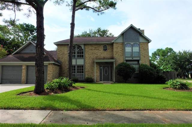 802 Sandringham Drive, Friendswood, TX 77546 (MLS #13439970) :: The Bly Team