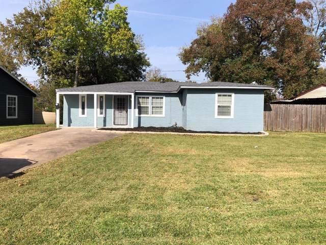 5427 Lyndhurst Drive, Houston, TX 77033 (MLS #13447732) :: The Parodi Team at Realty Associates