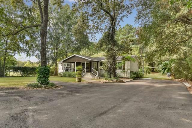 19215 Timberland Boulevard, Porter, TX 77365 (MLS #13481461) :: The Home Branch