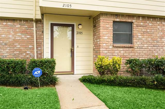 14555 Wunderlich Drive #2105, Houston, TX 77069 (MLS #13487146) :: Texas Home Shop Realty