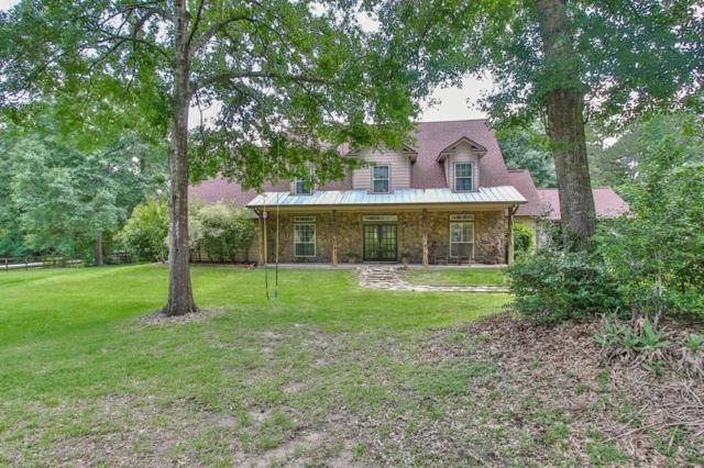 16460 Stonecrest Drive, Conroe, TX 77302 (MLS #13489628) :: The SOLD by George Team