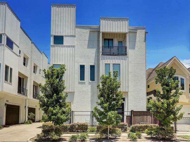 2007 Brun Street F, Houston, TX 77019 (MLS #13490217) :: Bay Area Elite Properties
