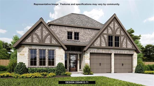 19434 Canter Field Court, Tomball, TX 77377 (MLS #13509783) :: The Bly Team