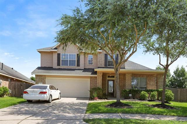 19302 Morning News Lane, Richmond, TX 77407 (MLS #13515434) :: My BCS Home Real Estate Group