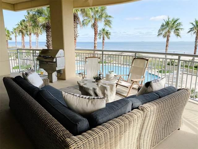 801 E Beach Drive Tw0206, Galveston, TX 77550 (MLS #13532414) :: Texas Home Shop Realty