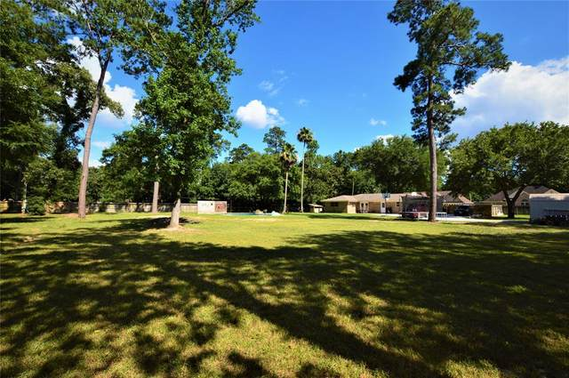708 Tallow Dr Lots 1 And 3 Drive, Conroe, TX 77385 (MLS #13536537) :: The SOLD by George Team