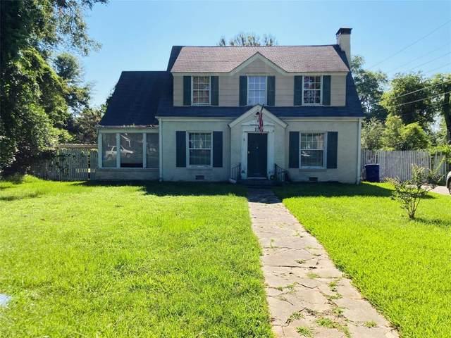 100 S 12th Street, Crockett, TX 75835 (MLS #13549717) :: Lerner Realty Solutions
