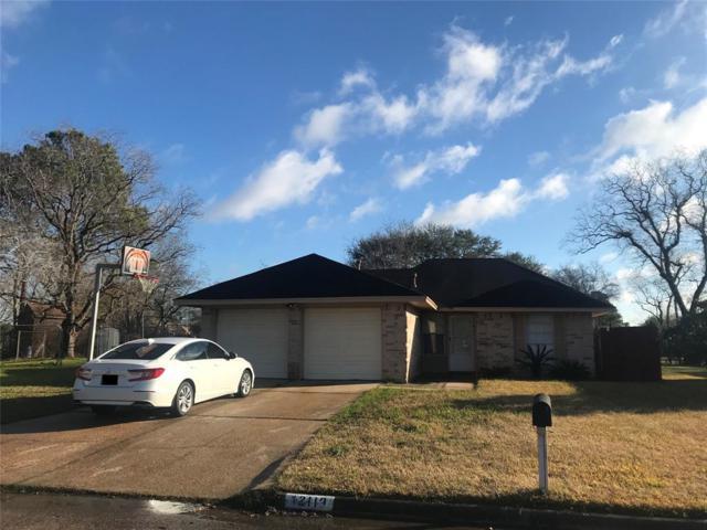 12119 Teaneck Drive, Houston, TX 77089 (MLS #13553140) :: Texas Home Shop Realty