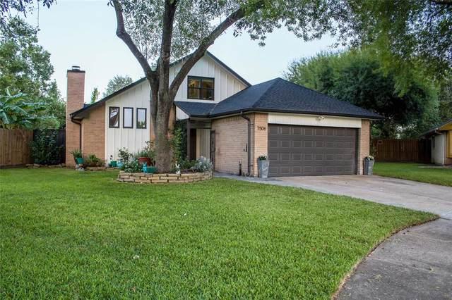 7506 Briar Run Court, Missouri City, TX 77489 (MLS #13559862) :: Homemax Properties