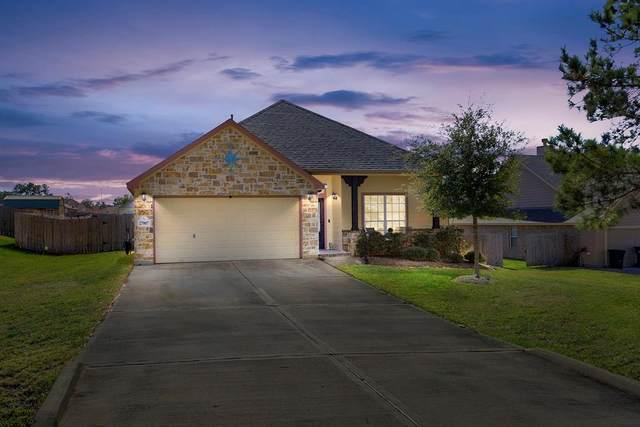 27007 Concho Trail, Magnolia, TX 77355 (MLS #13574530) :: Caskey Realty