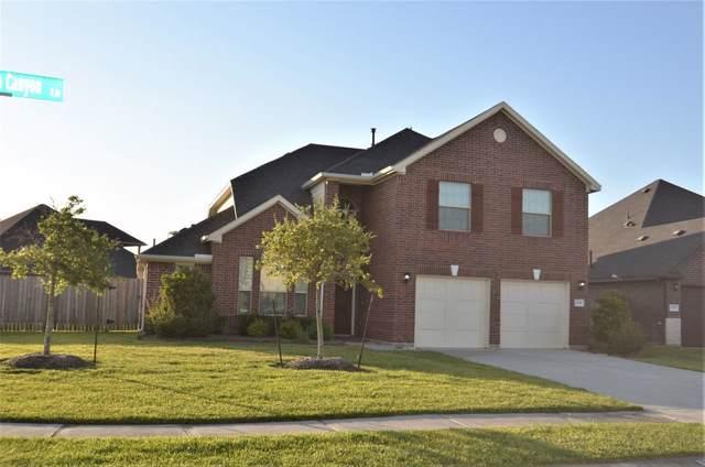 1501 Palo Duro Canyon Drive, League City, TX 77573 (MLS #13579068) :: Ellison Real Estate Team