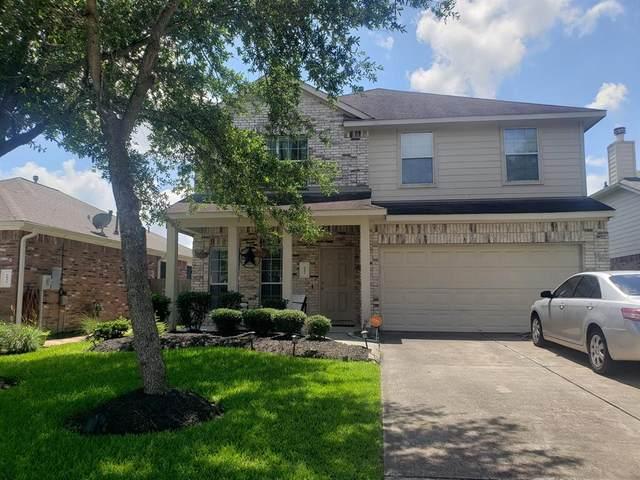6844 Arbor Hollow Lane, Dickinson, TX 77539 (MLS #13582607) :: Rachel Lee Realtor