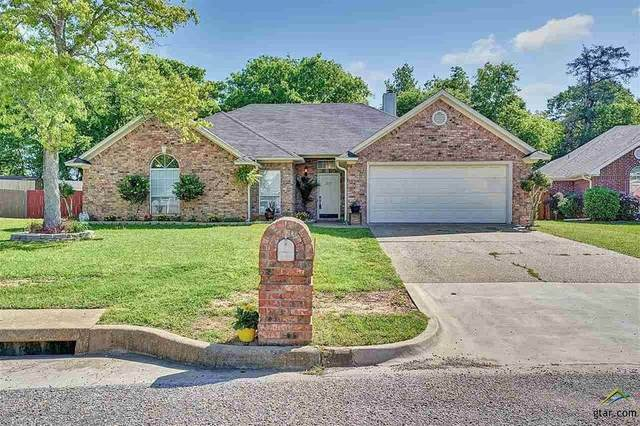 1221 Corey Dr Drive, White House, TX 75791 (MLS #13593038) :: The Bly Team