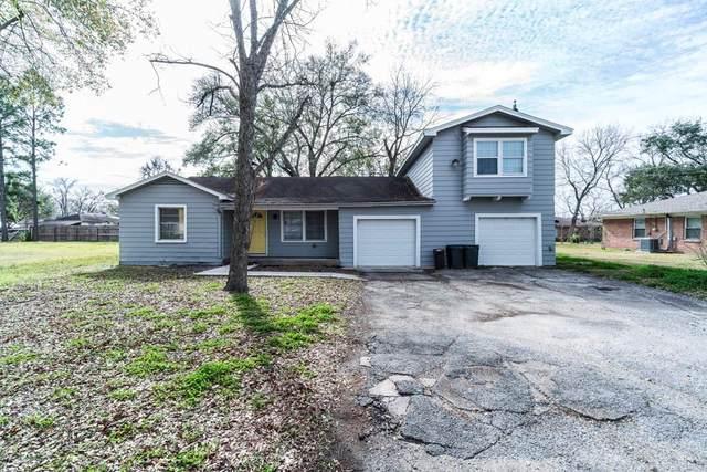 215 Oak Street, Stafford, TX 77477 (MLS #13597332) :: The SOLD by George Team