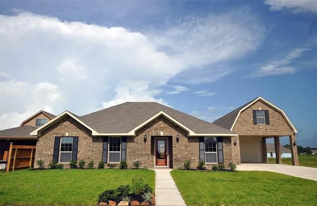 6511 Grapevine Bend, Manvel, TX 77578 (MLS #13614974) :: The Heyl Group at Keller Williams
