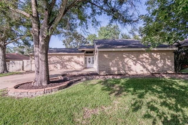 2115 Normal Park Drive, Huntsville, TX 77340 (MLS #13615689) :: The Freund Group