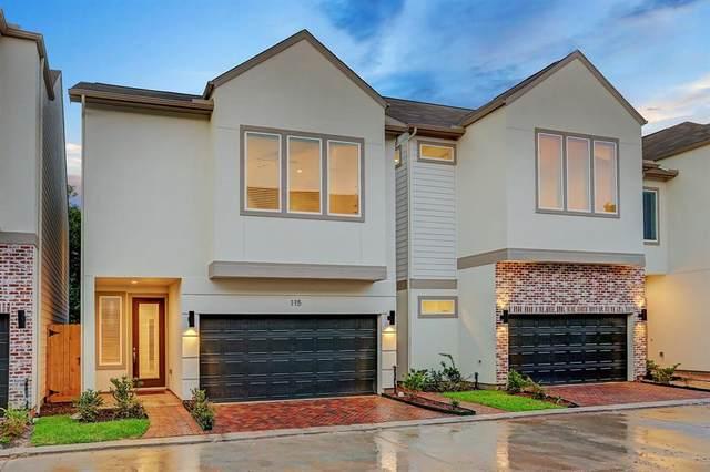 142 Knightsbridge Park Lane, Houston, TX 77018 (MLS #13619796) :: The Home Branch