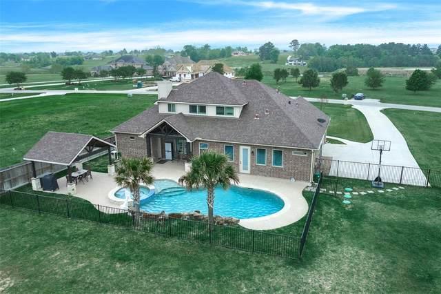 11690 Grandview Drive, Montgomery, TX 77356 (MLS #13625605) :: Area Pro Group Real Estate, LLC