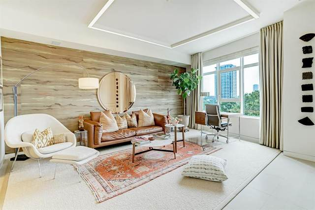 1100 Uptown Park Boulevard #51, Houston, TX 77056 (MLS #13626512) :: Connect Realty