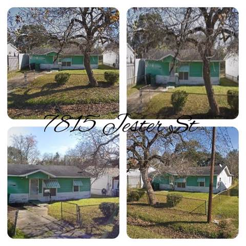 7815 Jester Street, Houston, TX 77051 (MLS #13636709) :: Ellison Real Estate Team