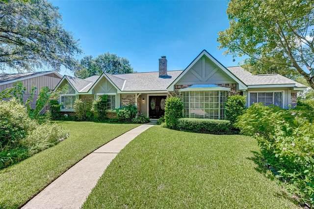 9855 Canoga Lane, Houston, TX 77080 (MLS #13651176) :: The Home Branch