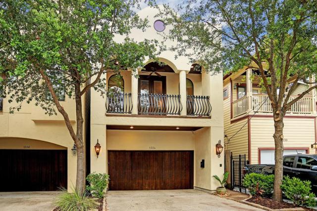 1334 Alexander Street, Houston, TX 77008 (MLS #13651620) :: The Johnson Team