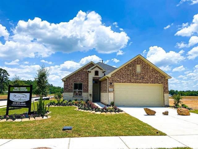 27238 Grey Fox Run, Magnolia, TX 77354 (MLS #13652087) :: My BCS Home Real Estate Group
