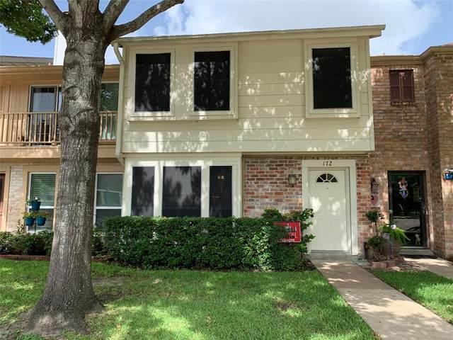 5801 Lumberdale Road #172, Houston, TX 77092 (MLS #13660975) :: The Parodi Team at Realty Associates