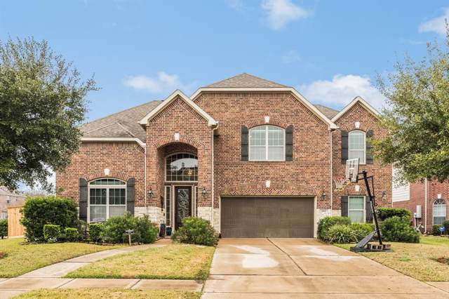 2501 Ivy Stone Lane, Friendswood, TX 77546 (MLS #13661192) :: Texas Home Shop Realty