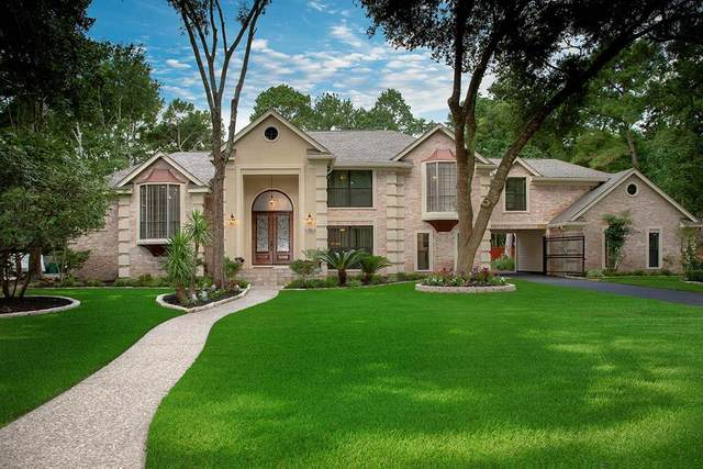 35 Fernglen Drive, The Woodlands, TX 77380 (MLS #13662535) :: The SOLD by George Team