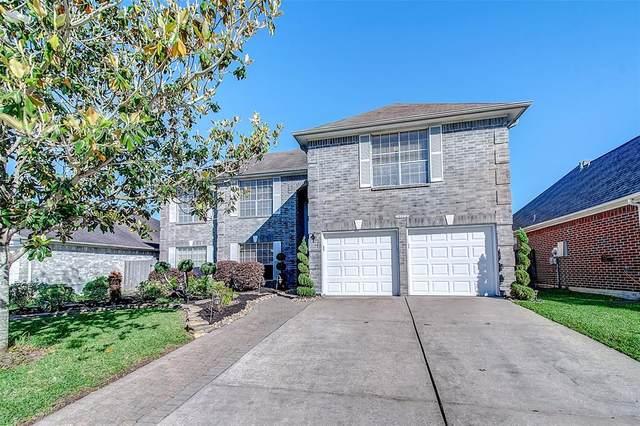 16106 Ruffian Drive, Friendswood, TX 77546 (MLS #13667705) :: Ellison Real Estate Team